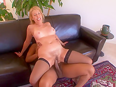 Crazy pornstar Erica Lauren in incredible hairy, big ass adult movie