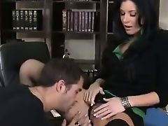 MILF Teacher Seduces Student
