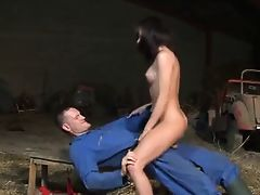 French Milf Get Fucked
